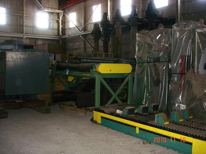 86 Quot Ingersoll Aluminum Rolling Slab Scalper Sc 026
