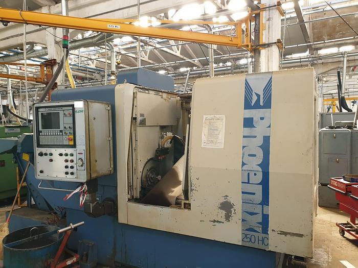 Usata DENTATRICE PER CONICI SPIROIDALI GLEASON PHOENIX 250 HC CNC