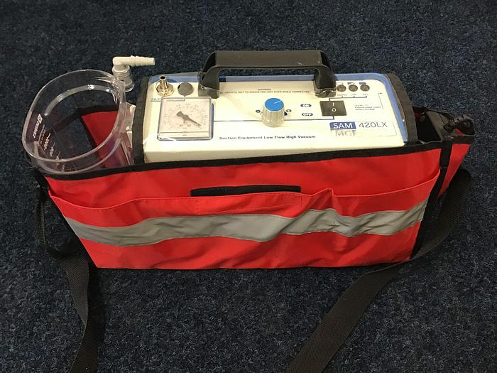 MGE Sam Portable Suction 420LX