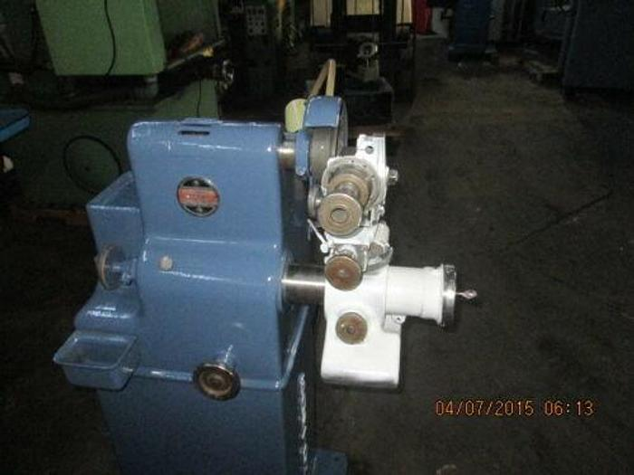 GORTON MODEL 375-2 DRILL GRINDING MACHINE / DRILL GRINDER WITH COLLETS / WHEELS