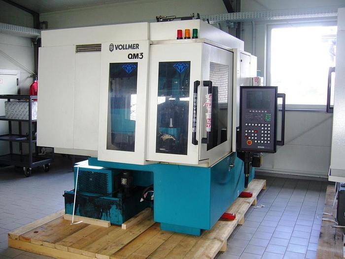 Gebraucht 2000 Vollmer QM 75 P
