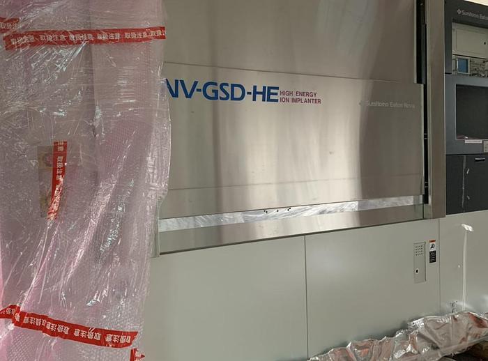 Sumitomo Eaton Nova SEN NV-GSD-HE Implanter