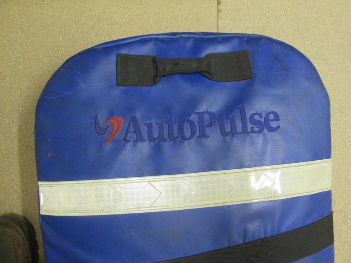 Zoll Autopulse Resuscitation Chest Compression System Model 100 Platform