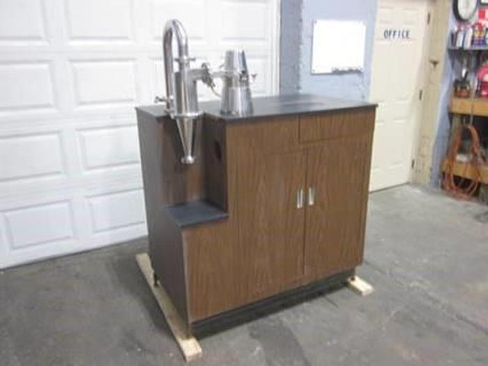 Used 1 ACM MIKROPUL PULVERIZER LAB AIR CLASSIFYING IMPACT MILL (#9431)