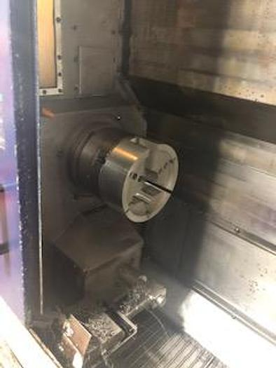 2002 Hitachi Seiki CH-250 Super Cell - 5 Axis Turning/Milling Center