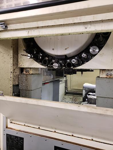 2007 Makino  S-33 5-Axis Vertical Machining Center