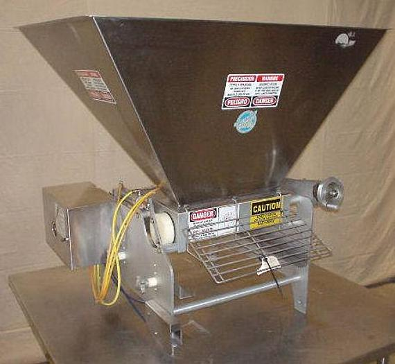 Used HINDS-BOCK 4P-08NT 3 OR 4 PISTON TABLE TOP DEPOSITOR 0001023