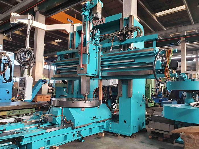 Usata TORNIO VERTICALE PENSOTTI NDM 160 CNC