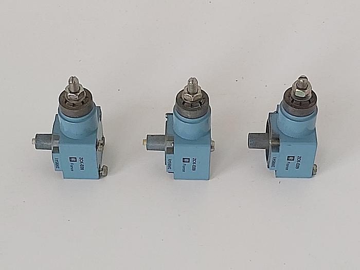 3 Stück Endschalterkopf, ZCK E09, Telemechanique,  neu