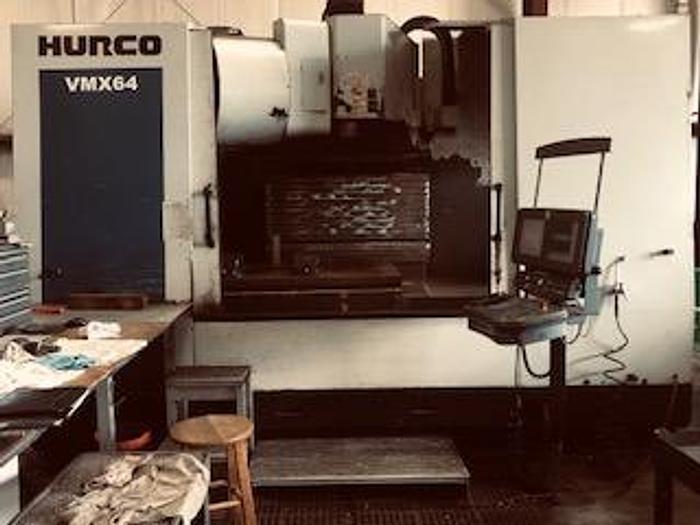 2004 HURCO VMX-6434/40T
