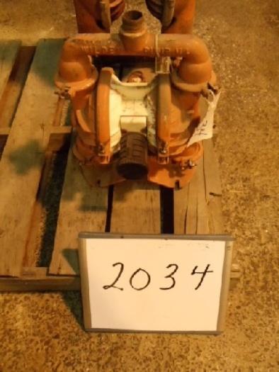 Wilden Diaphragm Pump #2034