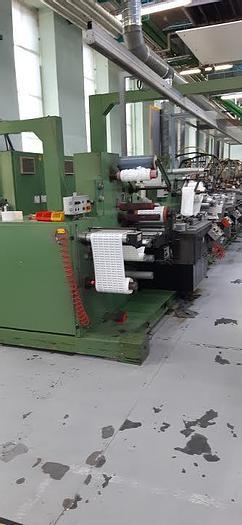 Used 1988 Kamman  screen printing press 350