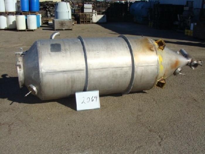 FRAN RICA FLASH COOLER 400 Gallon Fran Rica Flash Cooler Tank #2064