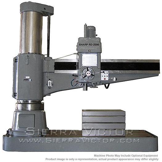 SHARP Radial Drill RD-2000
