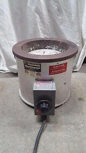 Metal Melting Furnace 80 Lbs Capacity Lead Tin Zinc Fishing Lures Sinker Jewelry