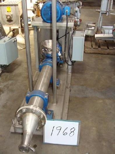 Used Moyno 4''x 6'' Progressive Cavity Pump