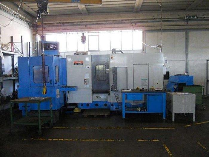 Used Mazak FH 5800 - CNC Horizontal Machine - 1998