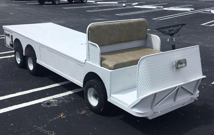 Used Taylor Dunn Utility Cart