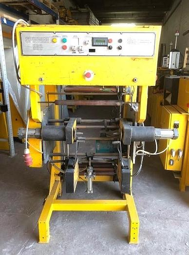 Used FAS Spinner 500 Winder