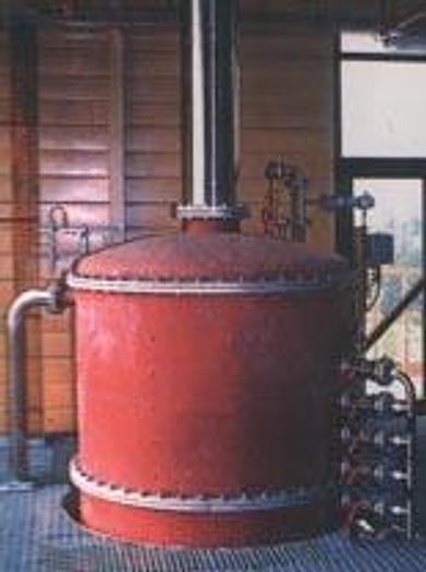 Kolumny Destylacyjne Typ SK 9 do produkcji destylatu spirytusowego wraz z propagatorownią drożdży