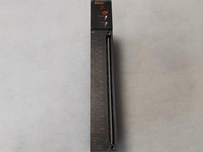 Programmable Controller, A68AD, Mitsubishi Melsec,  neu