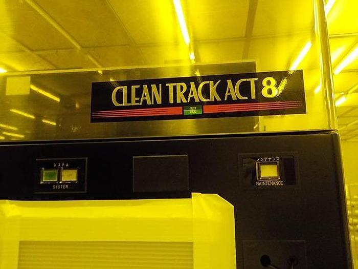 TEL ACT 8 2C2D Single Block Coater Developer