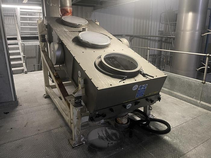 Used SWECO RM3-1A-S-BR2 Vibratory Separator Sieve