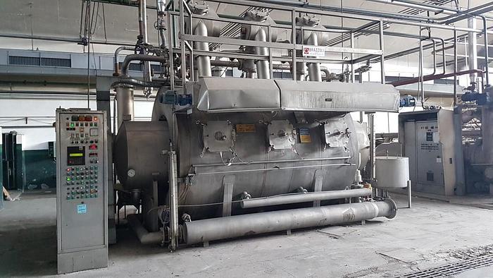 BRAZZOLI dyeing machine
