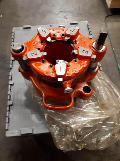 RIDGID Model 141 Receding Geared Threader