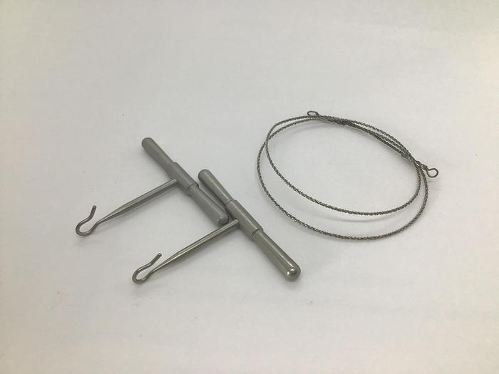 Saw Bone Wire Gigli Complete with 2 Handles 410mm (16in)
