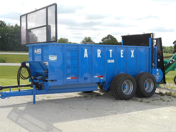 ARTEX SB500 Manure Spreader