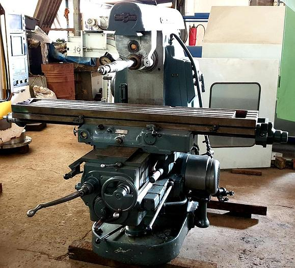 Used Cincinnati Horizontal Milling Machine