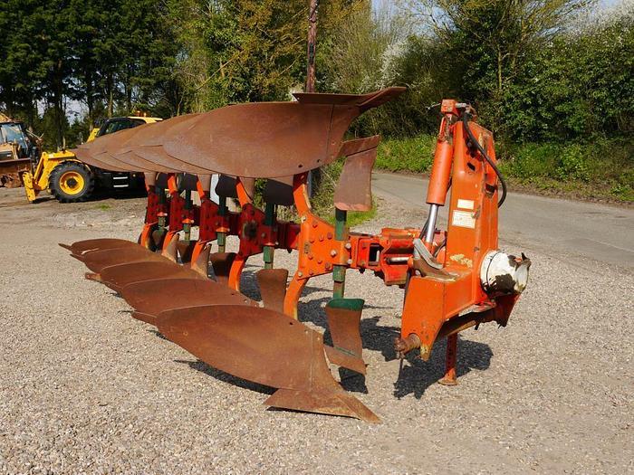 1999 Vogel & Noot LC4S Plough