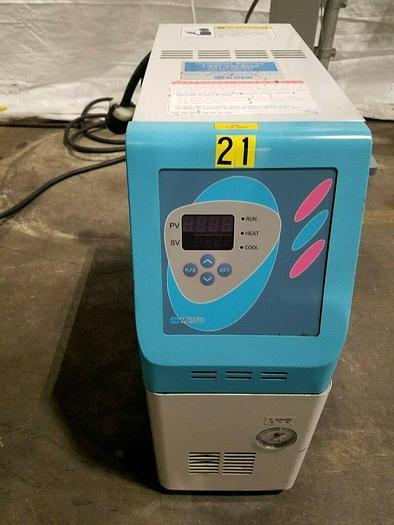 Used Matsui Mold Temperature Controller Model GMCL 55U Thermolator