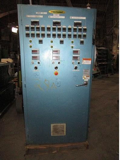 Used Control Panel for Davis Standard Extruder stock # 4756-022
