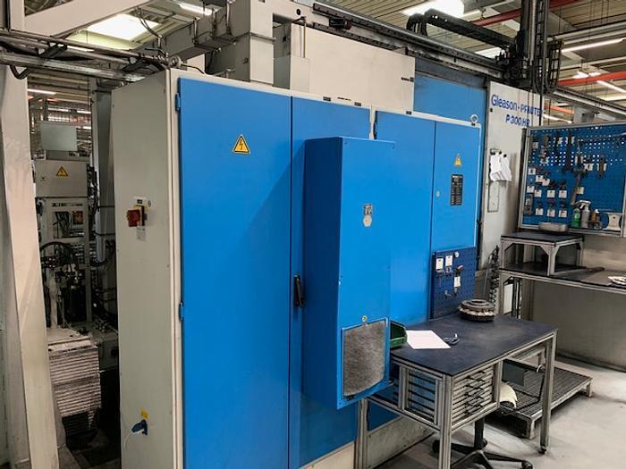 2000 PFAUTER GLEASON Zahnrad-Abwälzfräsmaschine PE 300 HR