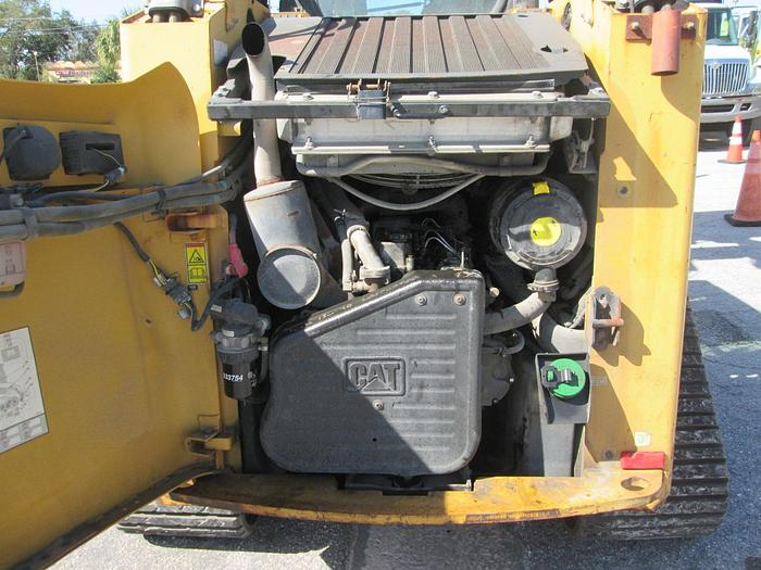 2008 Caterpillar 277C Skid Steer