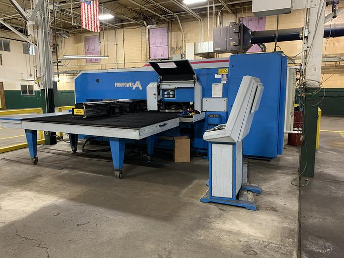 FINN-POWER A5-25 Turret punch press