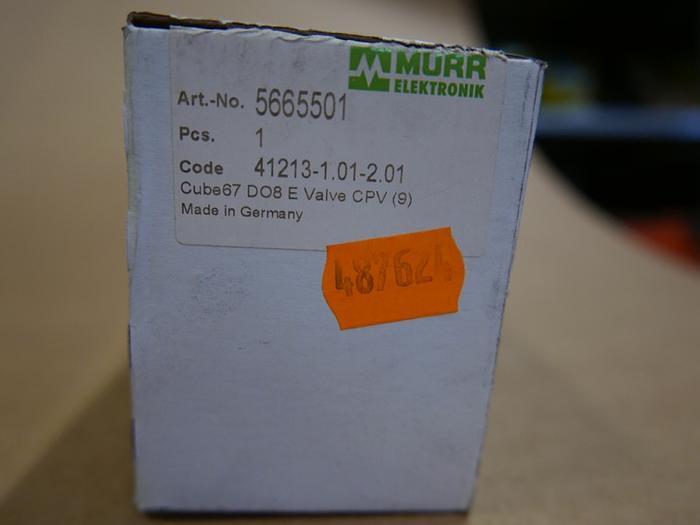 Cube67 Ventilanschaltung, Erweit.-modul MURR ELEKTRONIK