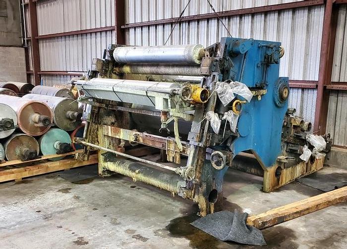 "Used 54"" Primer Coil Coating Machine: CC-120b"
