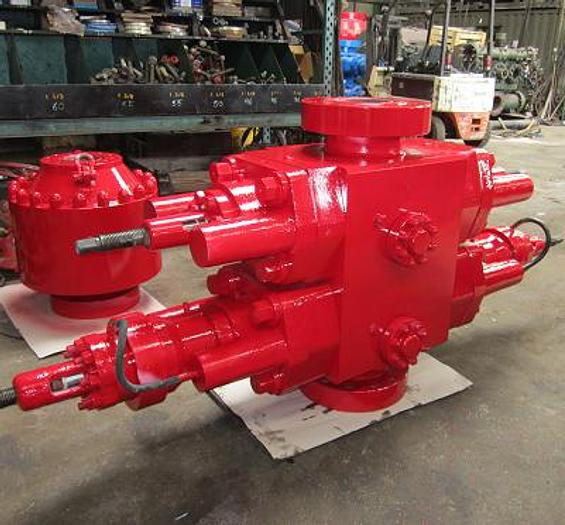 Blowout Preventing and Pressure Control Equipment