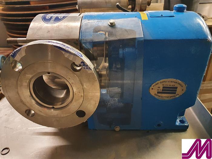 Refurbished Alfa Laval MOOG 2130A Pump Head with Built IN