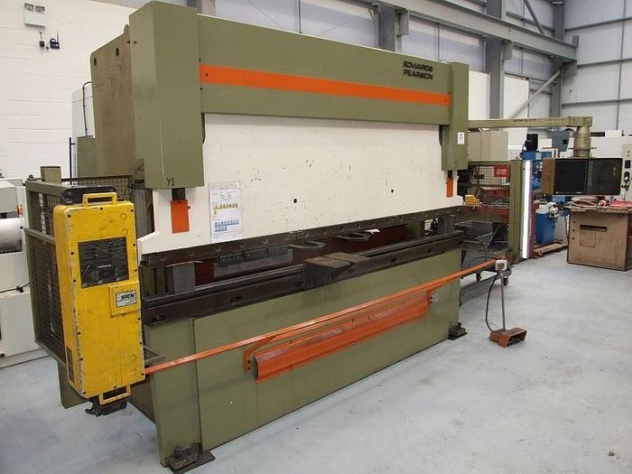 Used EDWARDS PEARSON 100 ton x 3m CNC press brake