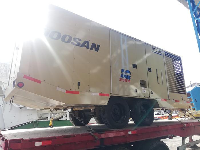 Usado 2011 Doosan HP1600WCU-T3