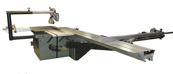 Altendorf F45 Sliding Table Saw