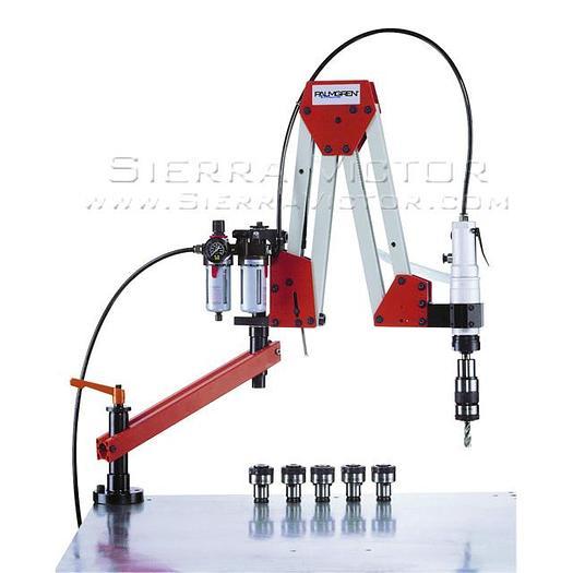 PALMGREN Production Tap Pneumatic Tapping Machine 9680412