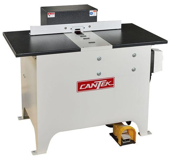 Cantek JEN-60 Drawer Notcher