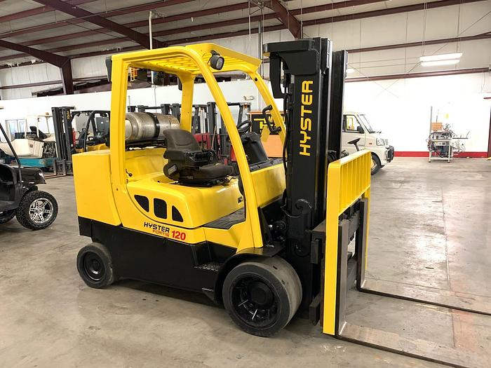 HYSTER S120FT FORLIFT