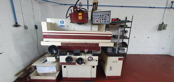 Used Chevalier FSG-1020AD Automatic Surface Grinder
