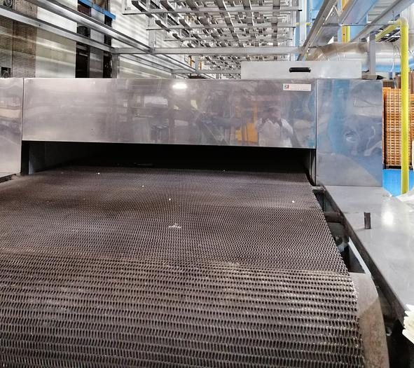 Fiamma 2m wide tunnel oven